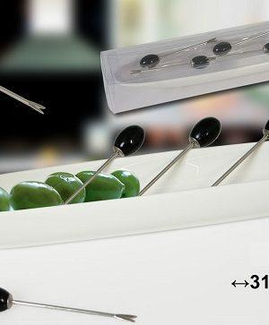 Antipastiera porta olive