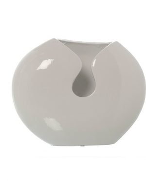Vaso Bianco Contemporaneo