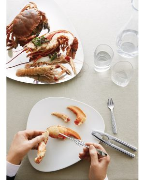 Forchettine per crostacei