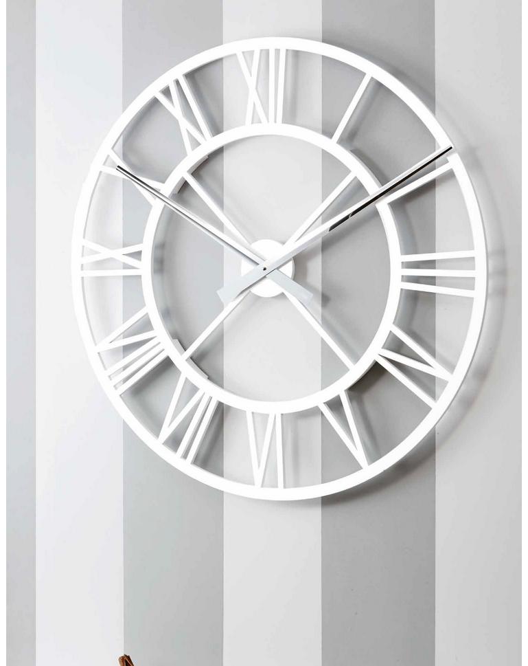 Orologio da parete impero e20 d 39 arredo idee for Idee per orologio da parete