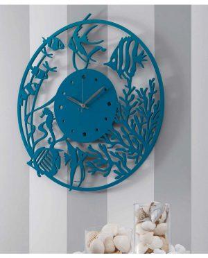 Orologio da parete Profondo Blu