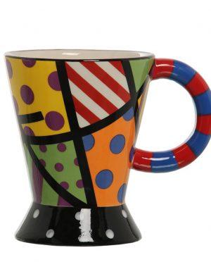 Mug tazza colorata pop art