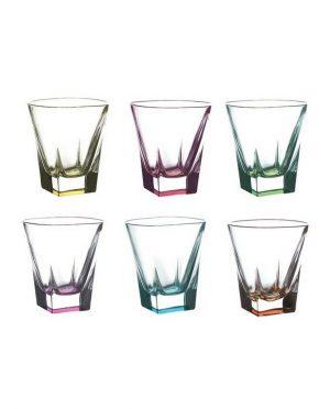 Bicchiere Liquore Sfumature di colore