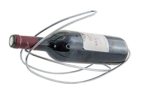 Porta bottiglie dondolo design