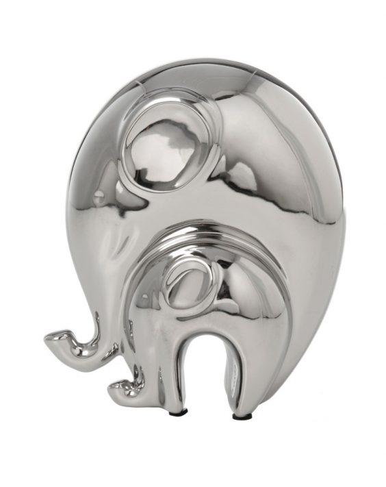 Coppia Elefanti Abbracciati