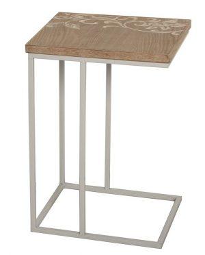 Tavolinetto in Legno intarsiato