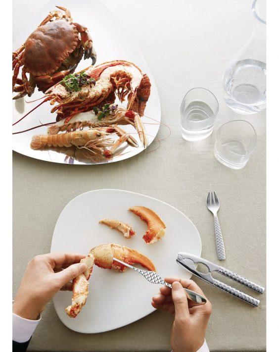 Forchettine per crostacei
