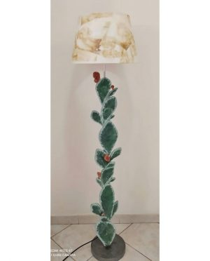 Lampada da terra Cactus